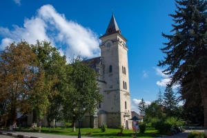 Костел святого Миколая та Анни, Рогатин