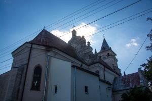 Костел святого Николая и Анны, Рогатин