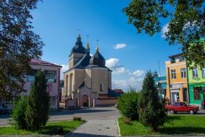 Церква Різдва Пресвятої Богородиці, Рогатин