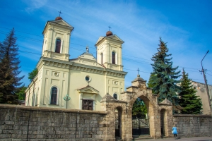 Church of St. Stanislaus, Kremenets