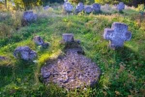 Pyatnitsky cemetery (ancient cossack cemetery), Kremenets