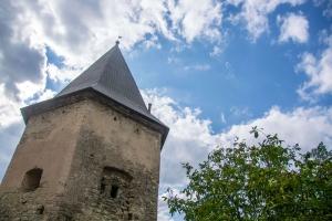 Замок Концких, Крывче