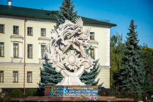 Independence Square, Khmelnitsky