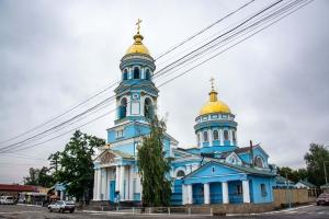 Свято-Вознесенский кафедральный собор, Изюм