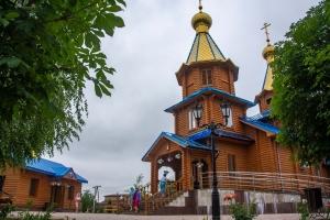 Церква Піщанської ікони Божої Матері, Ізюм