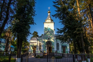 Seraphim Church, Pusha Voditsa, Kyiv