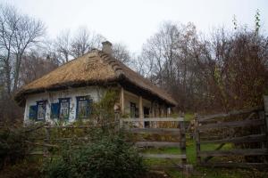 Ukrainian House 'Mazanka', Nizhnya Ozeryana