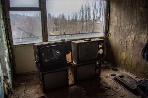 Заброшенный корпус санатория им.Пирогова, Куяльник