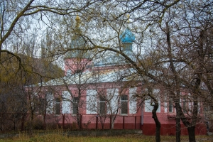 Церковь св.Пантелеймона целителя, Куяльник