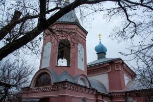 Церква св.Пантелеймона цілителя, Куяльник