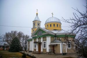 Ascension Church, Nerubayske