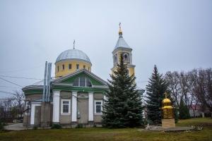 Вознесенська церква, Нерубайське