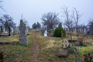Ancient Cossack Cemetery, Nerubayske