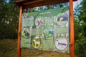 Національний природний парк «Слобожанський», Краснокутськ