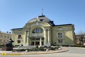 O. Kobylyanska Theater, Chernivtsi