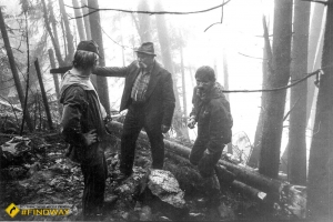Бункер полковника Грома, гора Березовачка
