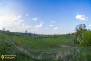 Замковая гора Бояна, Новгород-Северский