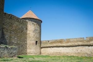 Аккерманская крепость (Белгород-Днестровский замок)