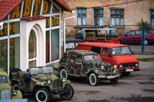 Автосалон-музей «Владимир» (автомотовелофототелерадио музей), Винница