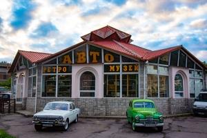 Автосалон-музей «Володимир» (автомотовелофототелерадіо музей), Вінниця