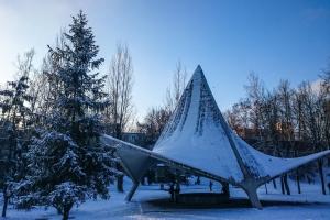 """Botanical garden """"Sarzhyn Yar"""", Kharkiv"""