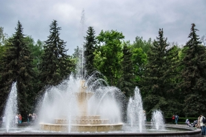 Central City Park of Vinnitsa (Gorky Park of Culture and Rest)