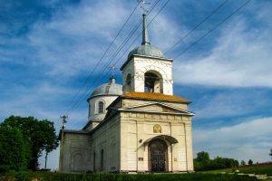 St. Nicholas Church, Lyubotin
