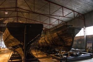 Чайка (Музей судоходства), о.Хортица