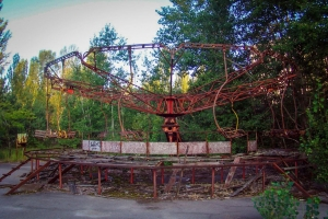 Pripyat City Amusement Park