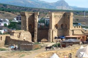 Генуезька фортеця, Судак