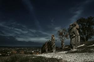 Гора Крем'янець, Ізюм