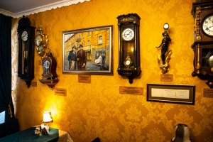 "Cafe-museum ""Living room of happy time"" (Shop-museum ""Pan Zavarkin and son""), Vinnitsa"
