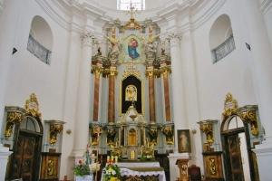 Костел Пресвятої Трійці (Троїцький костел у Микулинцях)