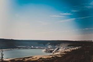 Кварцевий кар'єр, Нова Водолага (Новоселівський гірничо-збагачувальний комбінат)