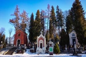 Lychakivskyi Cemetery, Lviv