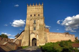Луцкий замок (Замок Любарта)