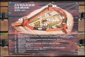 Луцький замок (Замок Любарта)