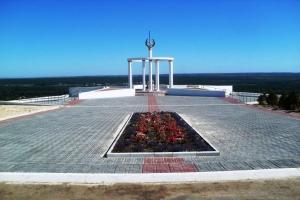 """Меморіальний комплекс """"Привільнянський плацдарм"""""""