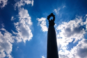 Monument of Eternal Glory (Park fame), Zhytomyr