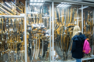 Museum of the Weapons History in Zaporizhya