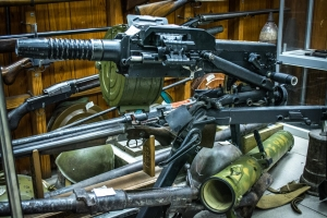 Museum of the Weapons History, Zaporizhzhia