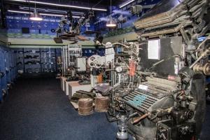 Museum of technological progress (Museum of Technology), Lutsk