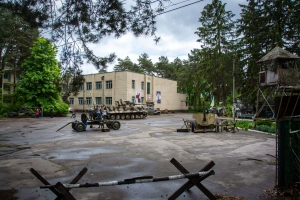 Museum-Exhibition of military equipment, Stryzhavka, Vinnitsa