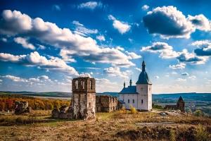 Pidhoryanskyy monastery, Terebovlia