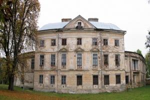 Palace A.F. Mozhaiskogo. Voronovitsa