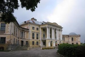 Палац О.Ф. Можайського. Вороновиця