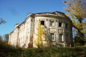 Палацово-парковий комплекс, маєток Шидловських, Старий Мерчик