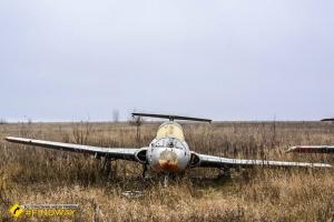 Abandoned airfield, Vovchansk