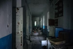 Заброшенная противотуберкулезная больница (Харьков, м.Бекетова)