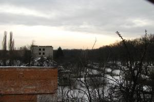 покинута ракетна база (училище), пос.жуковського (жуки) Цікаві місця України харків